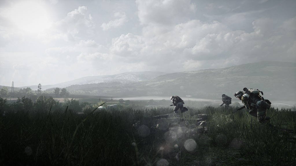 BF3 - Rock and a Hard Place