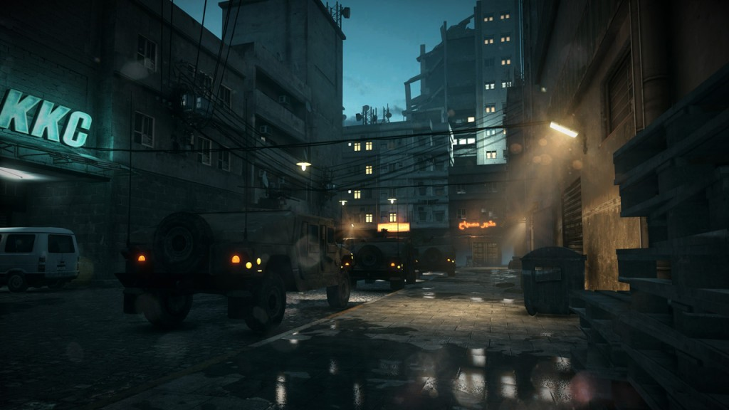BF3 - Exfiltration